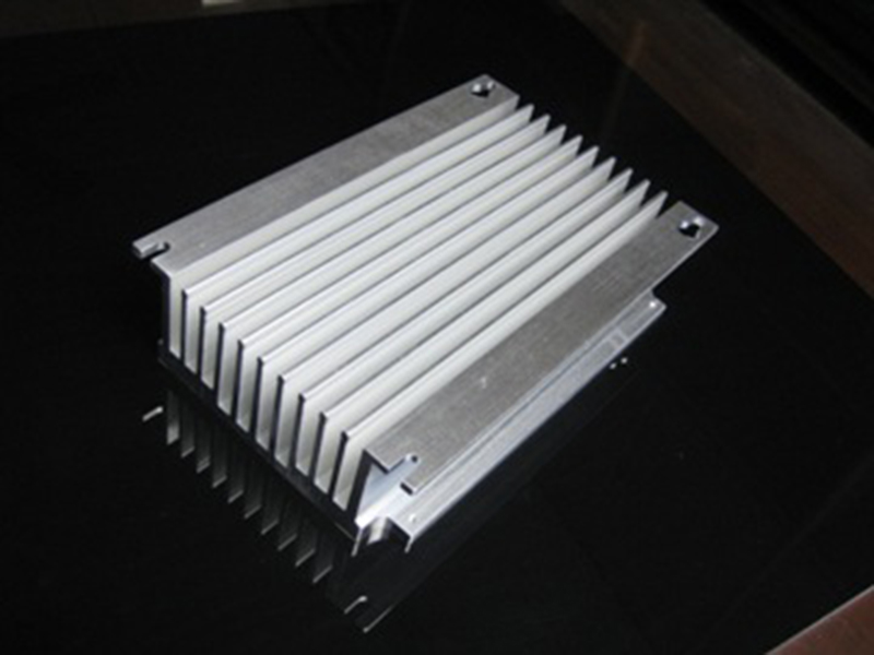 Extrusion heat sink 05