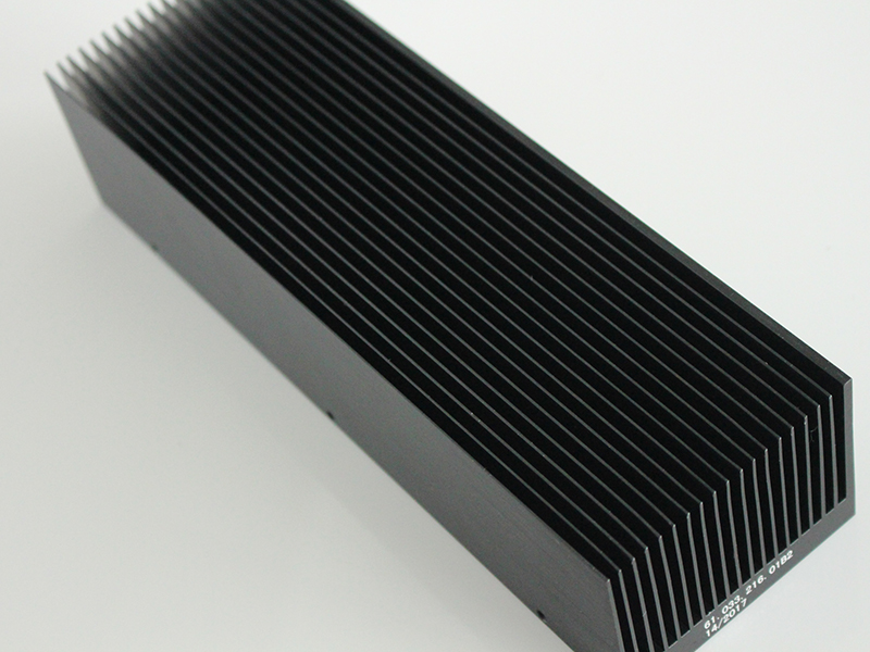 Extrusion heat sink 06
