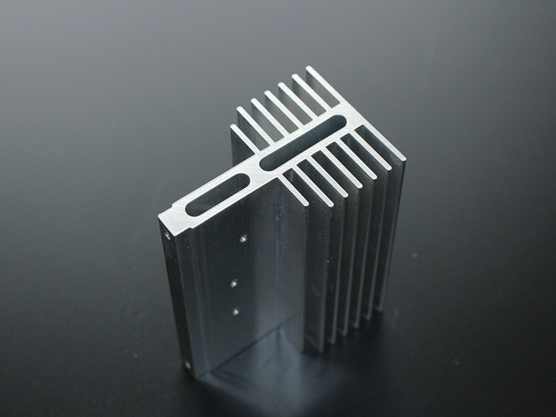 Extrusion heat sink 07