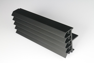 Extrusion heat sink 03